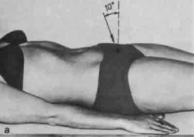 Массаж для остеохондроза шейного