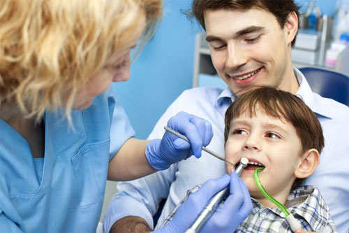Вопросы лечения кариеса у детей