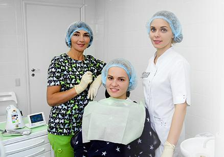 удаление зубов в Челябинске
