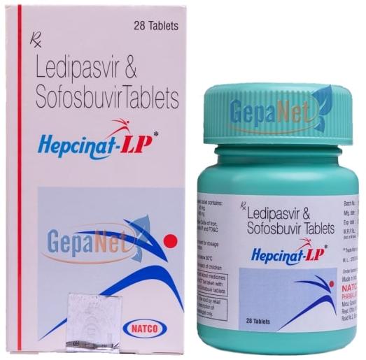 Hepcinat LP