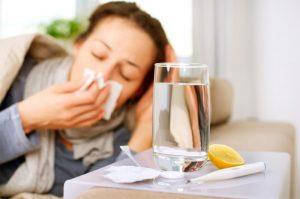 Как предотвратить простуду и грипп?