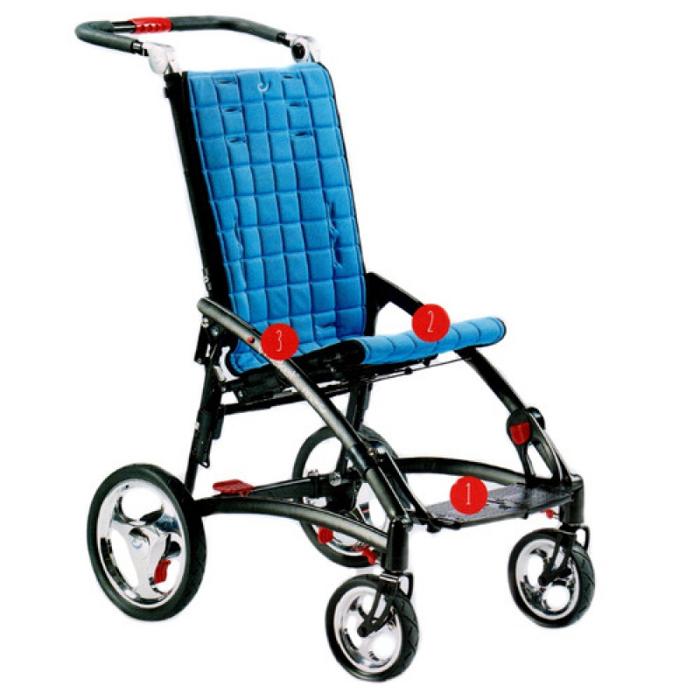 Как выбрать подходящее инвалидное кресло для ребенка с церебральным параличом?